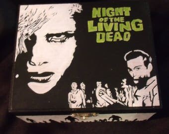 Night of the Living Dead box