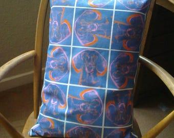 Andy Warhol Tea Towel Cushion Cover