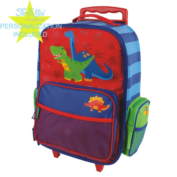 DINO Stephen Joseph Classic Rolling luggage