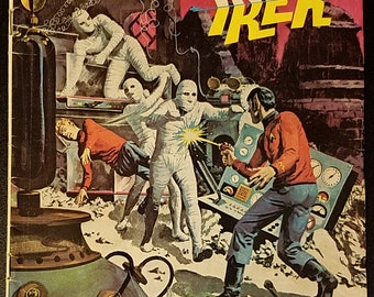 Star Trek #21 (1973) Comic Book