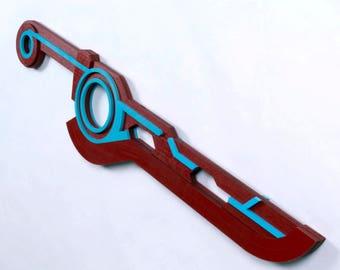 Xenoblade Monado Sword Cosplay Replica