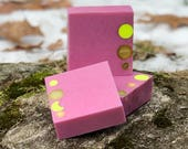 Bubble Tea Handcrafted Vegan Soap with Sensational Fruity Aroma