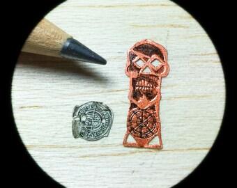 1:12 Miniature Goonies Replica Props- Scale Artisan Dollhouse