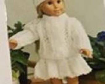 Handmade outfit for American doll (doll not included )