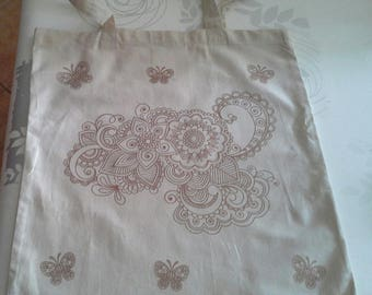 printed cloth bag