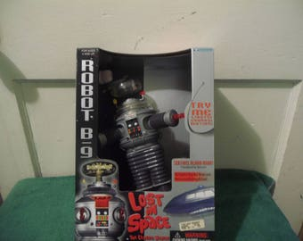 1997 Lost in Space Robot 9