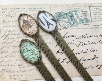 Antique styled bookmark