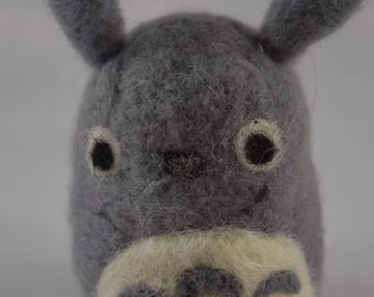 Studio Ghibli, Totoro Fan Art - Needle Felt Collections