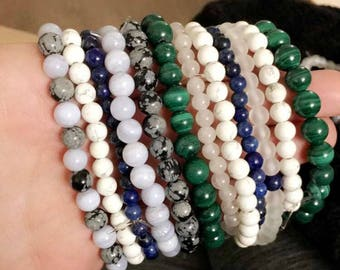 Beaded Bracelets, Stacking Bracelets, Beads, Bracelets, Beading Bracelets
