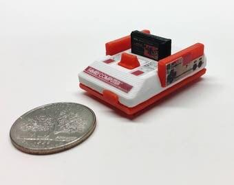 Mini Nintendo Famicom - 3D Printed!