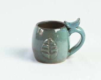 Blue Haze Merge Mug