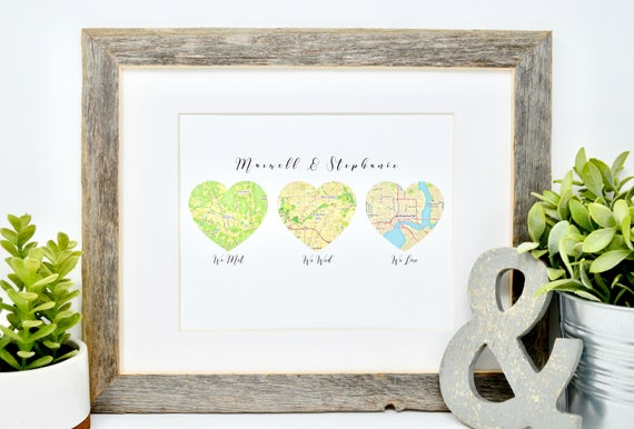 Anniversary Gift ideas for Him Paper Anniversary Gift