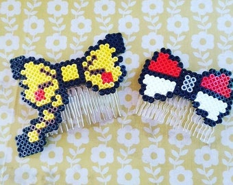 Pokemon Hair Slides
