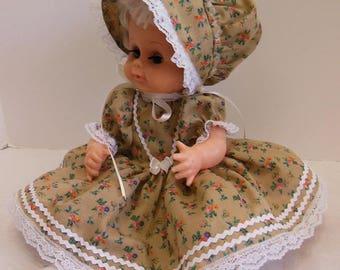 "Fall Fashion for Uneeda 13"" Baby Bumpkins Dolls"