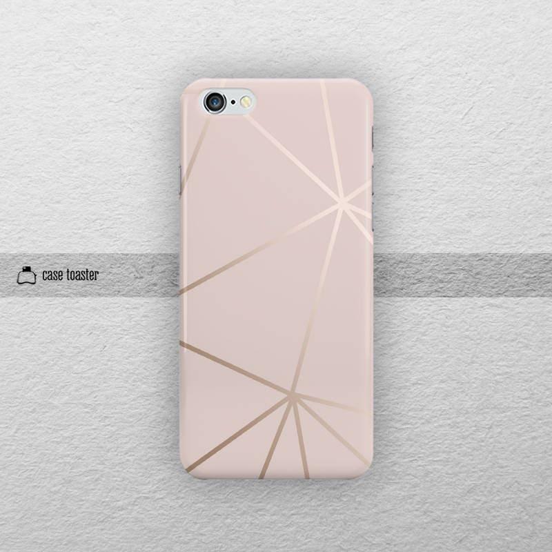 Rose Gold IPhone 8 Case Iphone X Tough 7 Plus