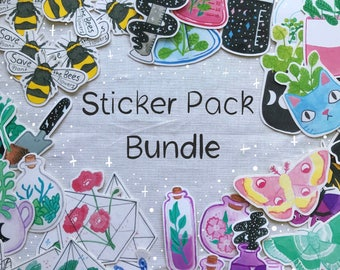 STICKER PACK BUNDLE
