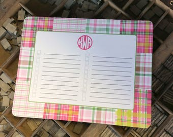 Notepads / Scratchpads / Monogram pads