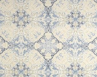 summer sale custom shower curtain medallion paisley mist beige shades blue 72x84 108 long shower curtain
