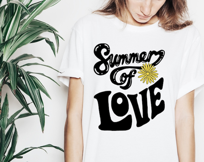 Summer of Love T-shirt (intro price)