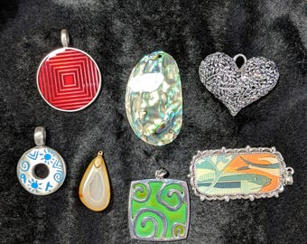 Jewelry Making Pendants for Necklaces