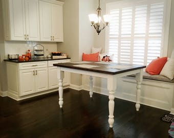 Counter Height Dining Room Table- Traditions