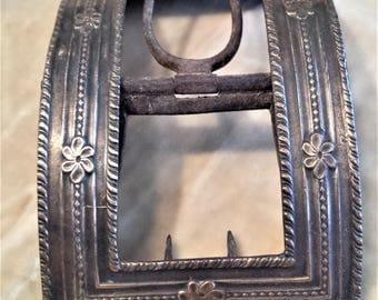 Brass Shoe Buckle ca.1700