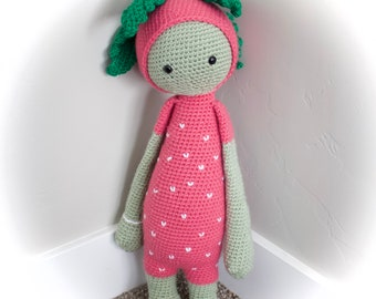 Lalylala Erna the Strawberry Doll