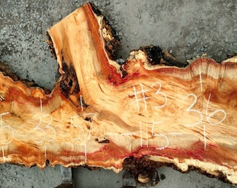 AVAILABLE and CUSTOMIZABLE** Incredible Reclaimed Live Edge Box Elder Burl Conference Dining Table