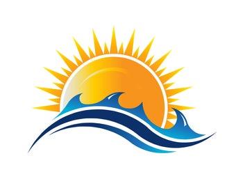 Sonne clipart | Etsy