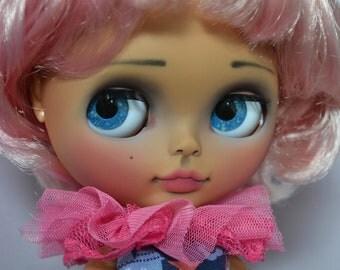 Ooak Custom Factory Blythe Doll, Gabriella.