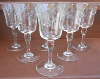 Bamboo Glassware Etsy