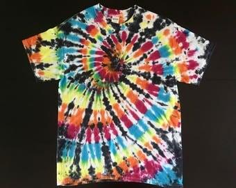 Tie-Dye Spiral Shirt - Medium