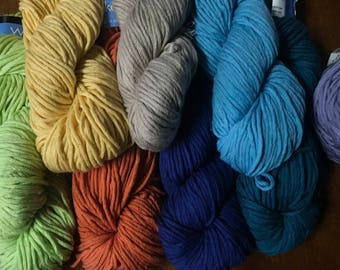Berroco Weekend Chunky Yarn, Berroco Weekend, Chunky Yarn, Thick Yarn, Crochet Yarn, Knitting Yarn, Cotton Yarn, Acrylic Yarn