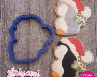 Penguin Cookies Etsy