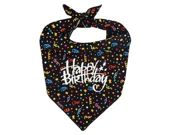 Happy Birthday Dog Bandana, Dog Birthday Bandana, Birthday Dog Bandana, Dog Bandana Birthday, Celebrate Dog Bandana, Dog Gift, Dog Mom Gift