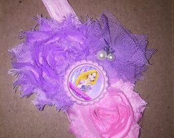 Rapunzel Disney baby headband