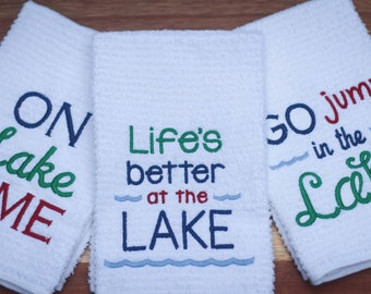Lake house decor etsy baby