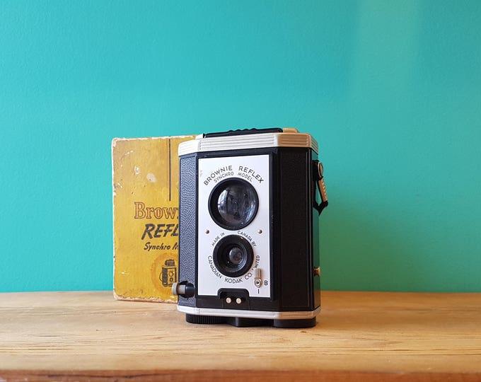 Kodak Brownie Reflex Synchro - TLR