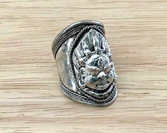 Bhairav Ring