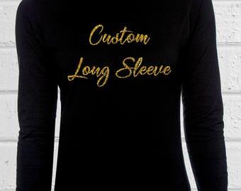 Glitter Vinyl Shirt Etsy - Custom vinyl decals for tee shirts