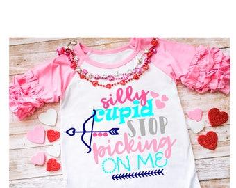 Cupid svg, Valentines day svg, Girl Valentine svg, Be mine svg, Hearts, Valentines, Love svg, Cuter than cupid svg, Arrow svg, Love you svg