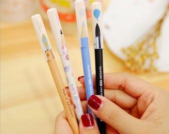 Art Design Pens / Cute Pens / Kawaii Pens / Cute Gel Pens / Kawaii Gel Pens / Make Adventures Pens / Cute School Supplies / Cute Stationery