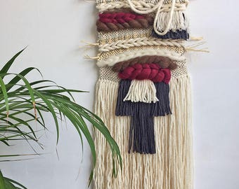 Woven Wallhanging bohemian decoration