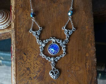 """Necklace """"Magical Ornaments"""""""