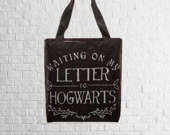 Harry Potter Hogwarts tote