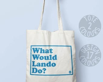 Lando retro present for teen girl, star wars gift ideas for her, present for woman, princess leia, han solo, 90's science fiction film