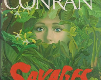 Savages by Shirley Conran (Hardcover, Fiction) 1987