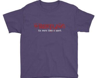 Youth Wrestling Shirt, Wrestling, Wrestling Gift, Youth Wrestling Gift, wrestler