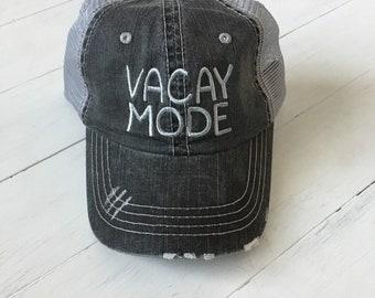Vacation Mode. Vacay Mode. Honeymoon Vibes. Lake Hair Don't Care. Beach Hair Don't Care. Vacation Hat. Honeymoon Clothes. Honeymoon Hat.