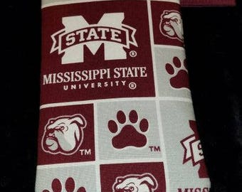 Mississippi State Eye/Sun Glass case holder